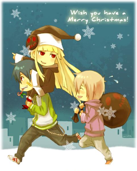 Secret Santa 08 by semokan