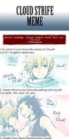 RE:Cloud Strife meme by semokan