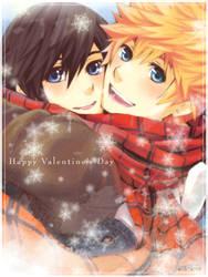 Happy Valentine's Day 2010 by semokan