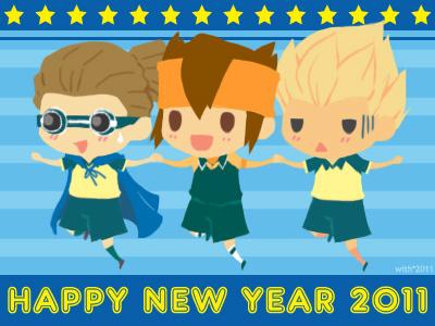 Happy 2011 by semokan