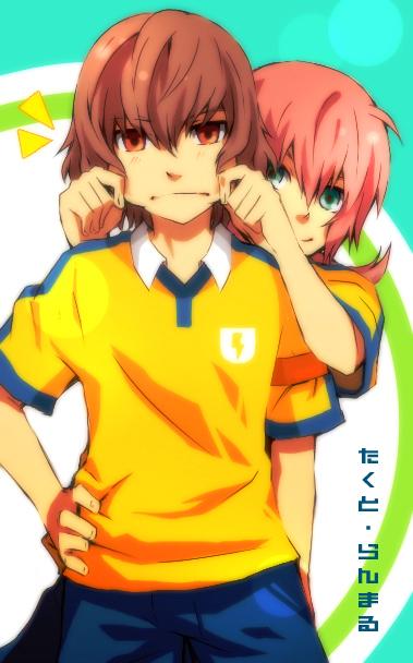Takuto and Ranmaru by semokan