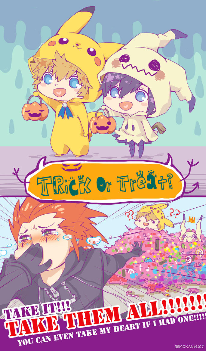 Happy Halloween 2017 by semokan