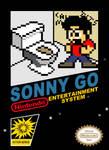 Sonny Go in 8-bit