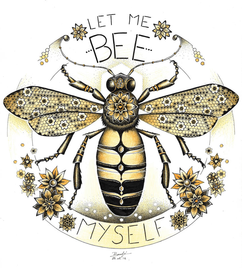 Let me Bee -color- by be-a-sin on DeviantArt