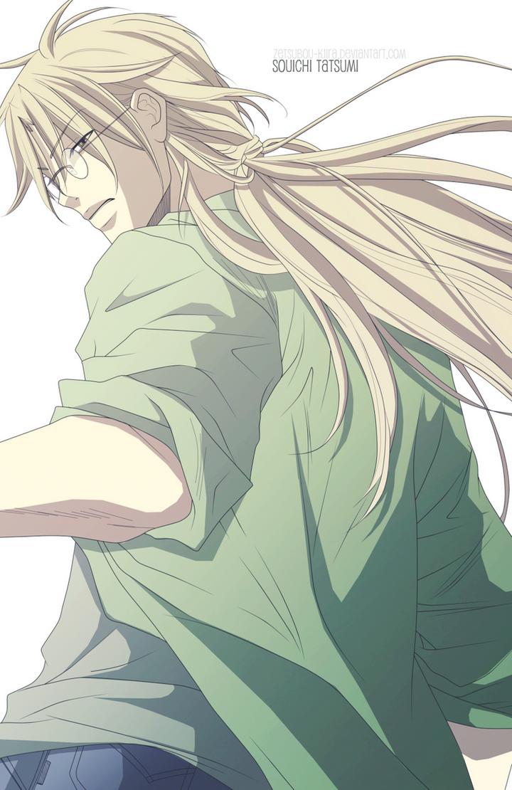 Tyrant called Souichi Tatsumi. by zetsubou-kiira on DeviantArt