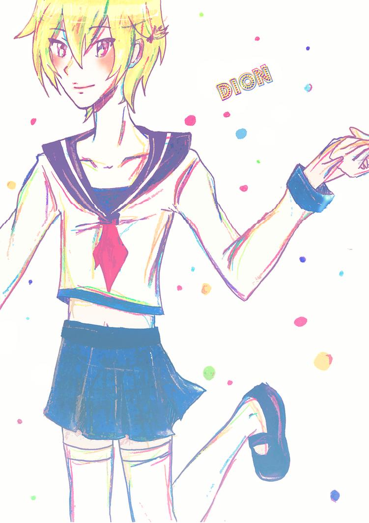 Dion. by zetsubou-kiira