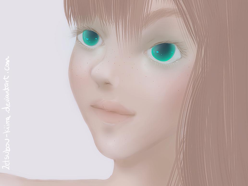 Some Ginger Girl by zetsubou-kiira