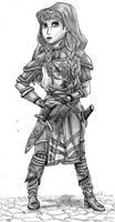 Knight by RearRabbit