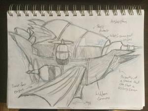 Airship design #1