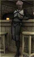 Creid, Dark Elf Rogue