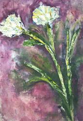 Carnations I by oriridraco