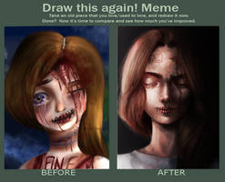 Draw This Again 4 by Glamra