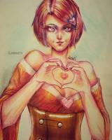 Happy Valentine's Day by Glamra