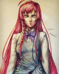 Emi Yusa by Glamra