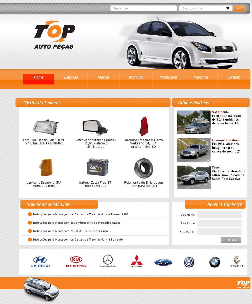 Vip Auto Pecas by midiaprata