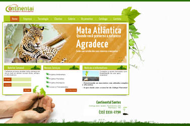 Continental Ecological Preservation and Reforestat