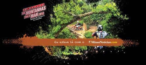 Motocross Enduro Montanhas para o Mar 2012