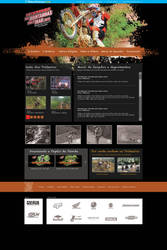 Motocross Enduro Montanhas para o Mar 2012  - Site