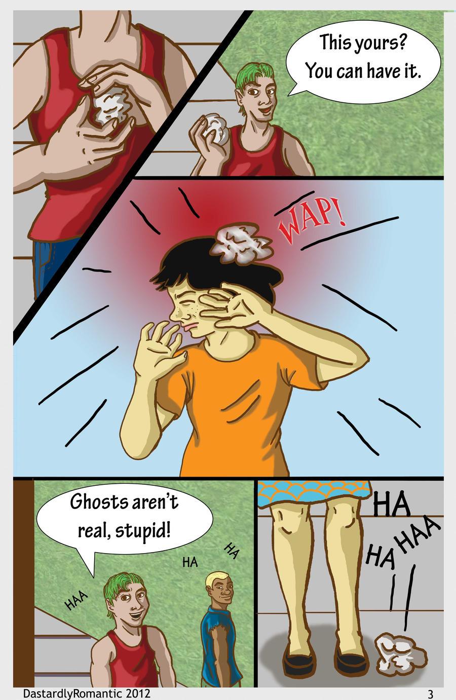 GNGBG! 3. by DastardlyRomantic