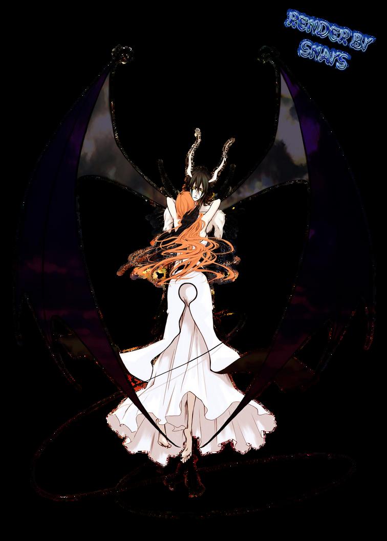 Bleach Render Ulquiorra Inoue by Snays