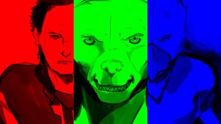 RGB by MC-FRAN
