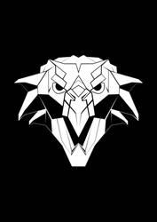 Griffin Witcher School Medallion by MC-FRAN