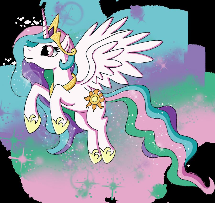 Pretty Princess Pony by