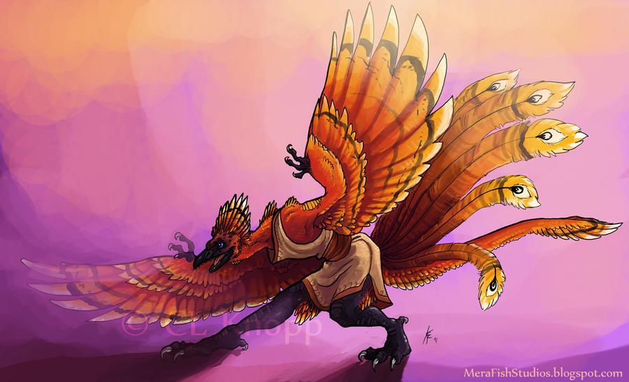 Gossamer Flame by kiki-doodle