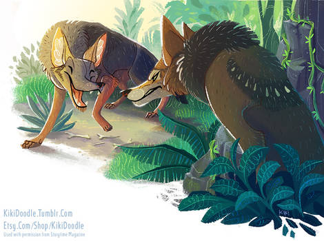 Jungle Book - The Jackal