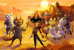 Mad Max: Purry Road
