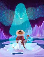 Cherished Among the Spirits by kiki-doodle