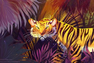 Stripes by kiki-doodle