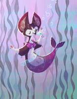 Meowtini by kiki-doodle