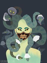 Medusa of Shame