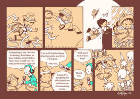 Indy Olympics by Aeonna