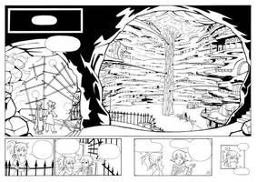 Underdark City by Aeonna