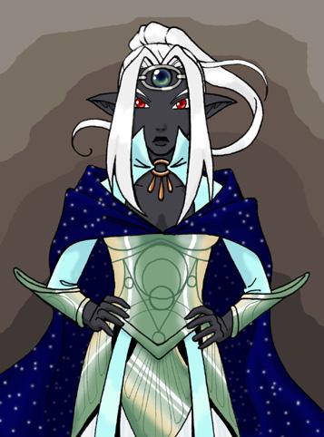 The Matriarch's armor