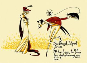 A regency romance