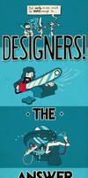 Dear industrial designers,