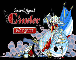 Secret Agent Cinder - the game