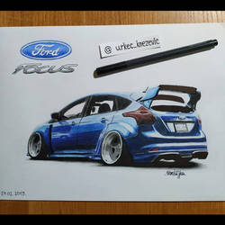 Ford Focus by Urke1992