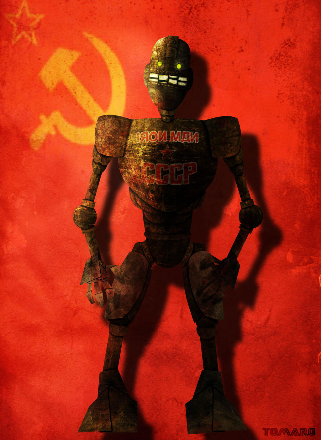 Soviet Iron Man