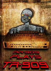 RR 909 plays TR 909 by pbxn109
