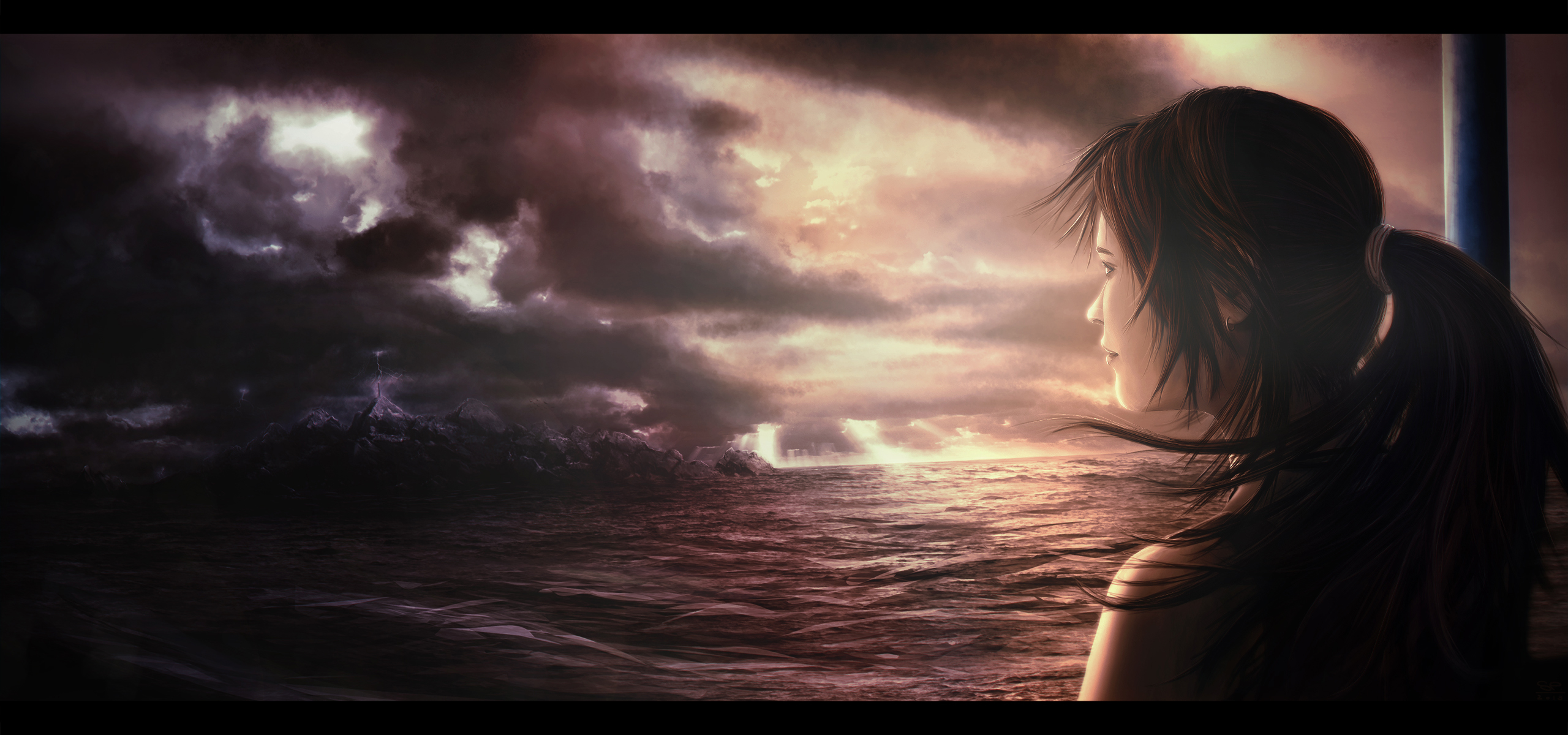 Tomb Raider Reborn Contest - A Storm Is Coming by TimeToEscape