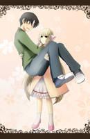 CM : CHII AND HIDEKI by SerinaChan
