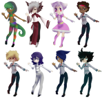 Bnha Adopts (OPEN) ONE LEFT
