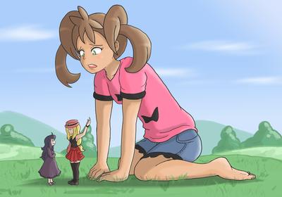 Pokemon Iris Vore