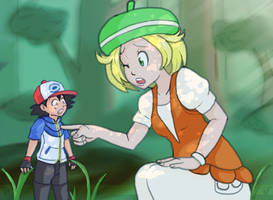 [Pokemon Black and White] Puny by Display-This-Anyway