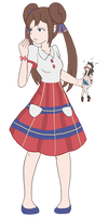 [Pokemon Black2 and White2] Growsa