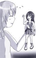 [Old][Kingdom Hearts] Hi by Display-This-Anyway